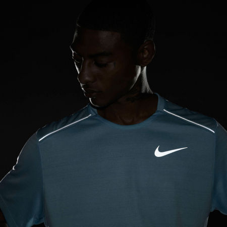 Tricou alergare bărbați - Nike DRY MILER TOP SS M - 6