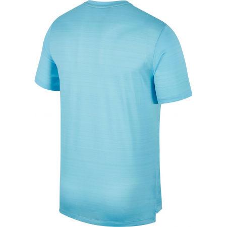 Tricou alergare bărbați - Nike DRY MILER TOP SS M - 2