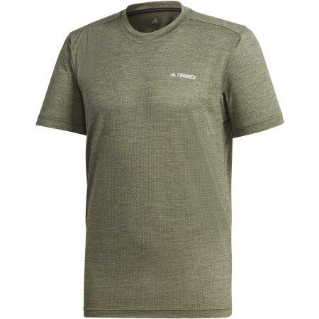 adidas TIVID TEE - Pánské tričko