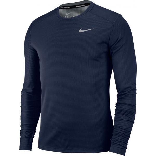 Nike PACER TOP CREW  XL - Pánské běžecké tričko