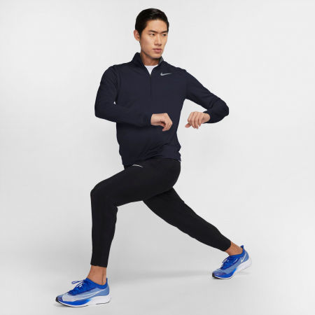 Men's running T-shirt - Nike PACER TOP HZ - 5