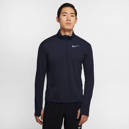 Men's running T-shirt - Nike PACER TOP HZ - 3