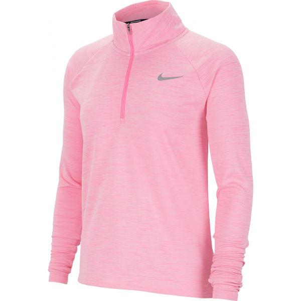 Nike PACER ružová XS - Dámsky bežecký top