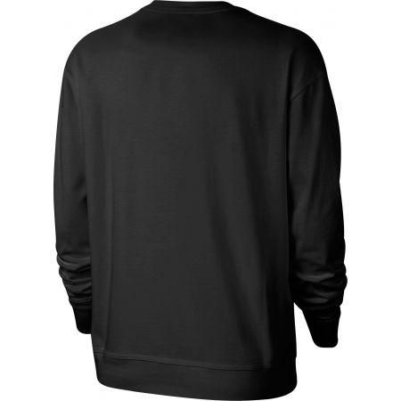 Дамска блуза с дълг ръкав - Nike NSW CREW HBR VRSTY W - 2