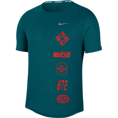Nike DF MILER TOP SS WR GX - Men's running T-shirt