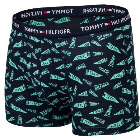 Pánské boxerky - Tommy Hilfiger TRUNK PRINT - 2
