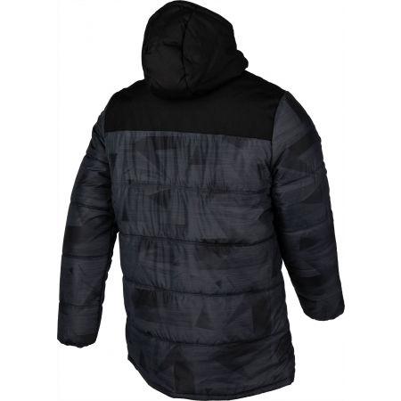 Pánska zimná bunda - Lotto JACKET CERVINO PAD HD PRT 2 PL - 3