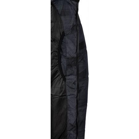 Pánska zimná bunda - Lotto JACKET CERVINO PAD HD PRT 2 PL - 4