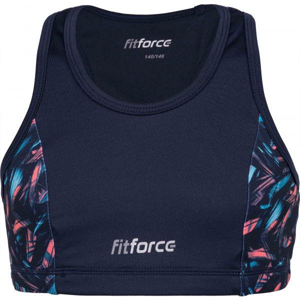 Fitforce REDONDA  116-122 - Lány sportmelltartó