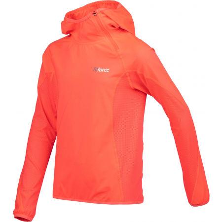 Girls' fitness sweatshirt - Fitforce MALAITA - 2