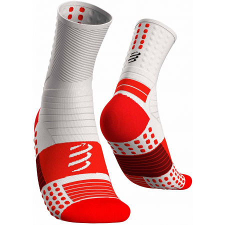 Compressport PRO MARATHON SOCKS - Чорапи за бягане