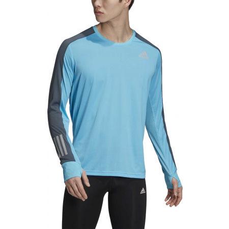 Pánské sportovní tričko - adidas OTR LS TEE - 3