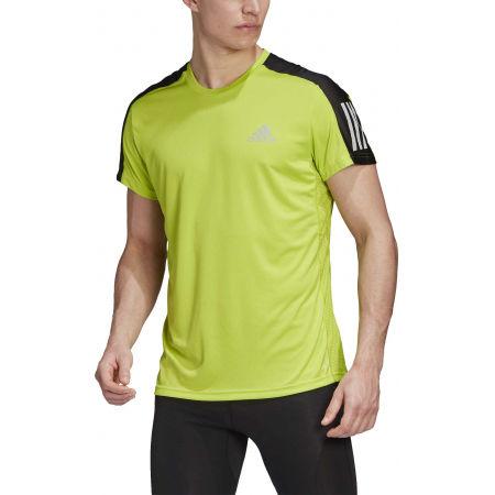 Tricou bărbați - adidas OWN THE RUN TEE - 3