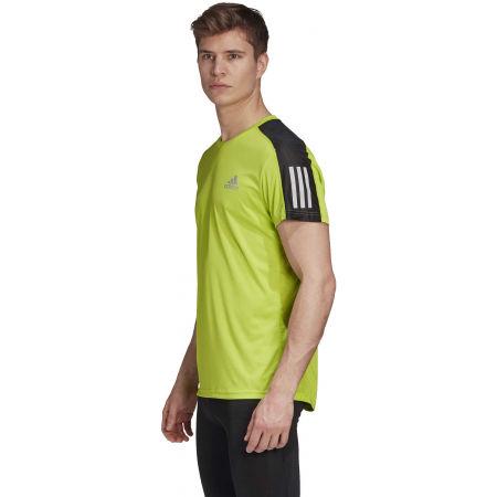 Tricou bărbați - adidas OWN THE RUN TEE - 5