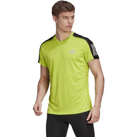 Мъжка тениска - adidas OWN THE RUN TEE - 4