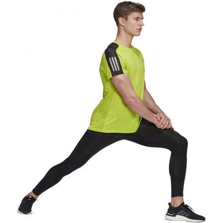 Мъжка тениска - adidas OWN THE RUN TEE - 6