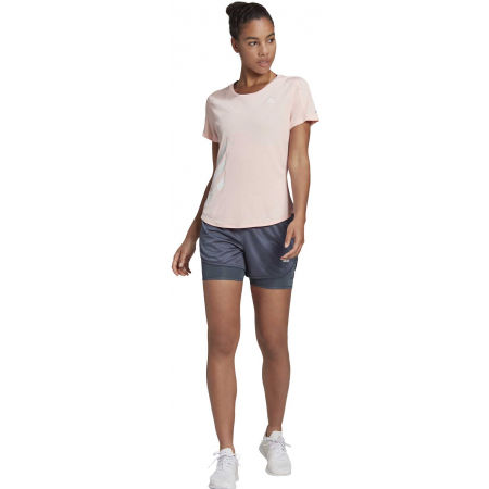 Women's sports T-shirt - adidas RUN IT TEE 3S W - 7
