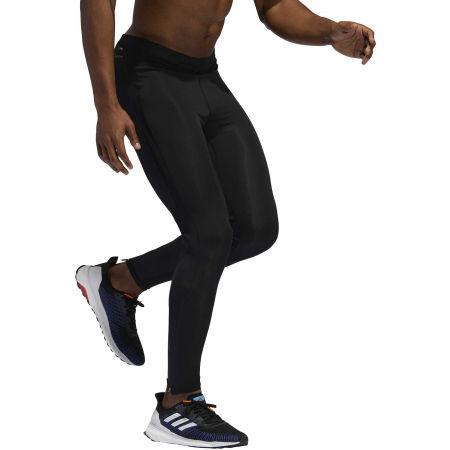 Colanți sport bărbați - adidas OTR LONG TGT - 5