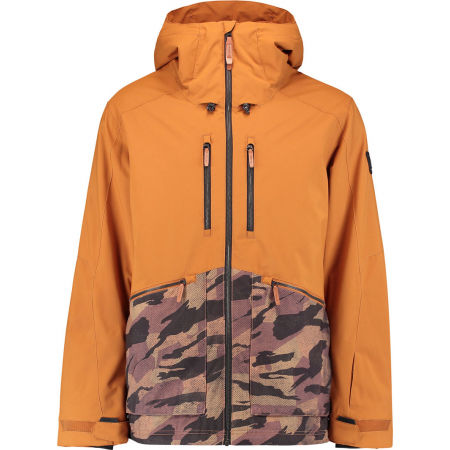Men's ski/snowboarding jacket - O'Neill PM TEXTURE JACKET - 1