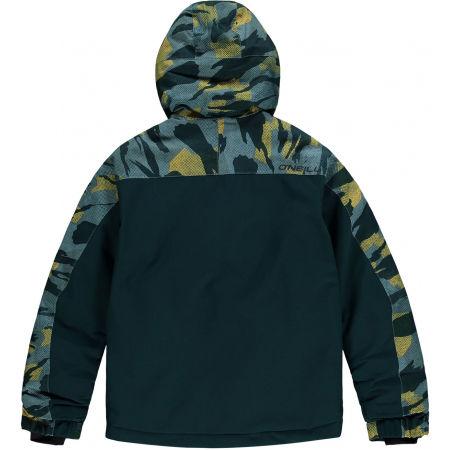 Fiú sí/snowboard kabát - O'Neill PB DIABASE JACKET - 2