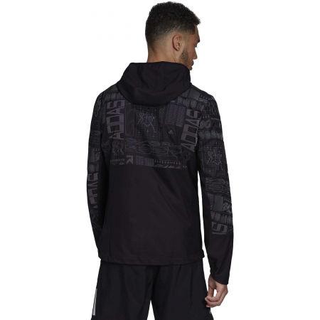Pánska bežecká bunda - adidas OWN THE RUN JKT - 7