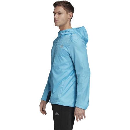 Pánska bežecká bunda - adidas OWN THE RUN JKT - 5