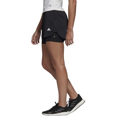 Dámské běžecké kraťasy - adidas MARATHON 20 TWO-IN-ONE - 4