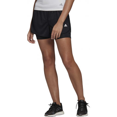 Dámské běžecké kraťasy - adidas MARATHON 20 TWO-IN-ONE - 3