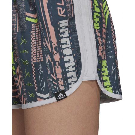 Women's shorts - adidas M20 SHORT - 7