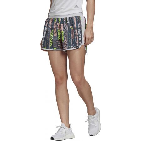 Women's shorts - adidas M20 SHORT - 3