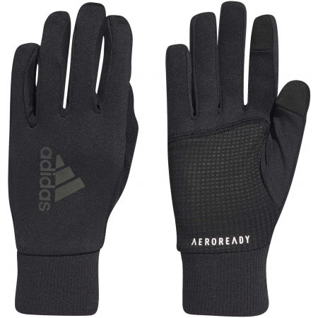 adidas RUN GLOVES A.R. - Rukavice na běhání