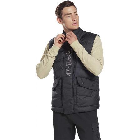 Men's vest - Reebok OW SYNDWN P VST - 3
