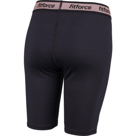 Dámske  fitness šortky - Fitforce SOLTA - 3