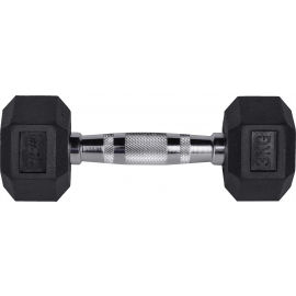 Fitforce FDBB 3KG - One-hand hexagonal dumbbell