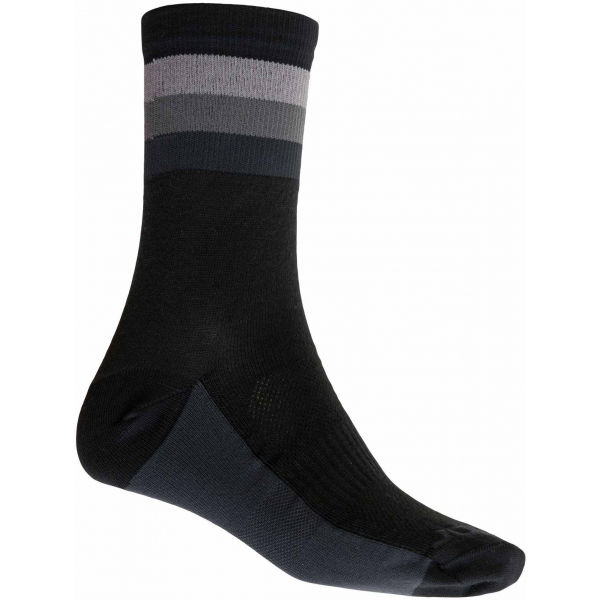 Sensor COOLMAX SUMMER STRIPE šedá 39 - 42 - Ponožky