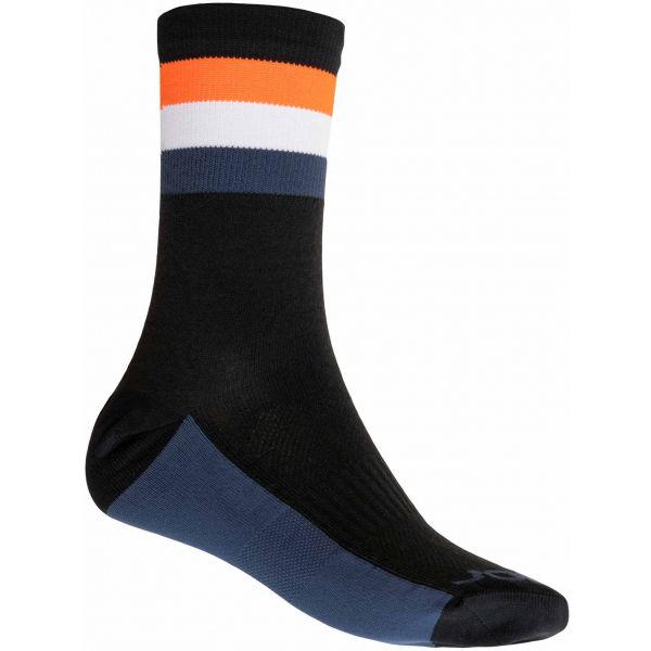 Sensor COOLMAX SUMMER STRIPE  3-5 - Ponožky