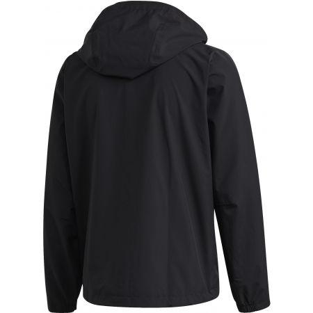 Мъжко водоустойчиво яке - adidas AX JKT - 2
