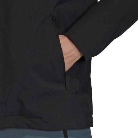 Мъжко водоустойчиво яке - adidas AX JKT - 10