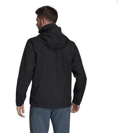Мъжко водоустойчиво яке - adidas AX JKT - 7