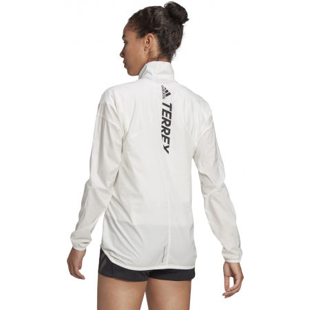 Women's sports jacket - adidas AGR WIND J - 7