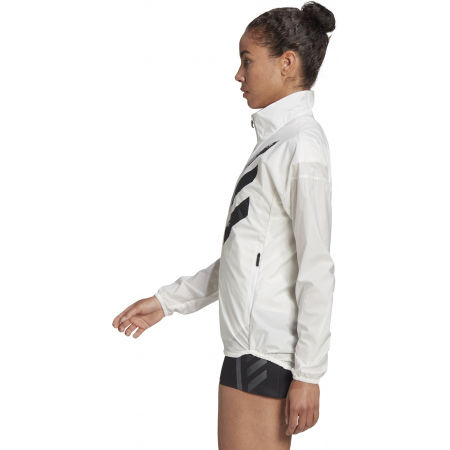 Women's sports jacket - adidas AGR WIND J - 6