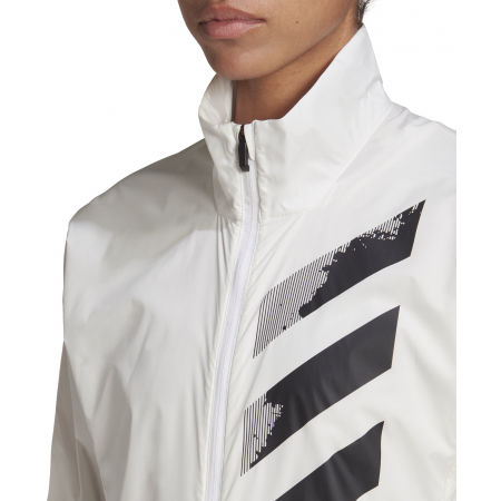 Women's sports jacket - adidas AGR WIND J - 9