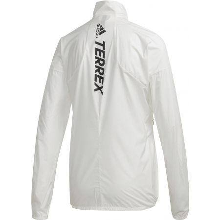 Women's sports jacket - adidas AGR WIND J - 2