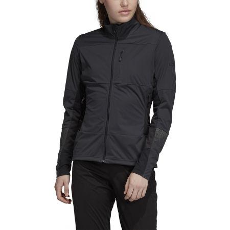 Women's outdoor jacket - adidas W XPERIOR JKT - 3