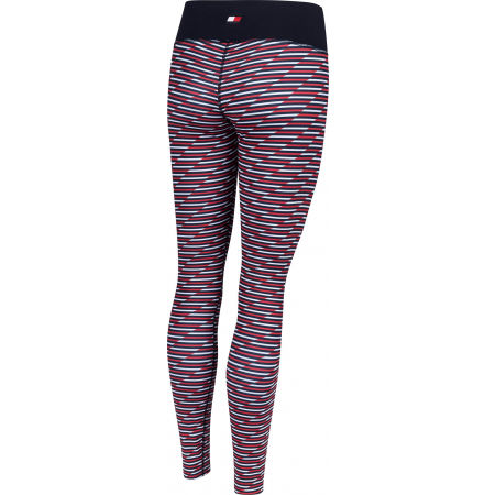 Women's leggings - Tommy Hilfiger PRINTED LEGGING - 3