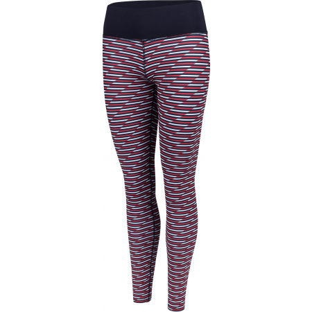 Women's leggings - Tommy Hilfiger PRINTED LEGGING - 1