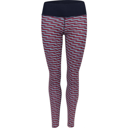 Women's leggings - Tommy Hilfiger PRINTED LEGGING - 2