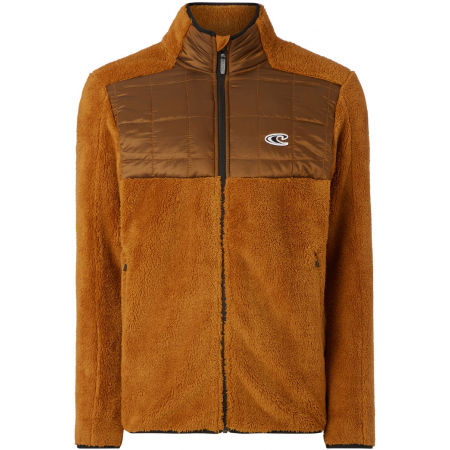 O'Neill PM BAFFLE MIX FZ FLEECE - Herren Fleecejacke