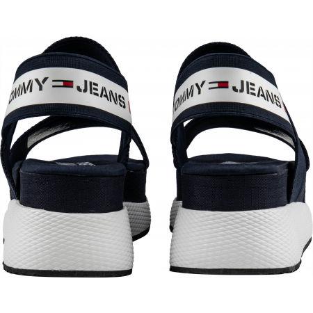 Dámske sandále - Tommy Hilfiger CHUNKY TAPE SPORTY SANDAL - 7