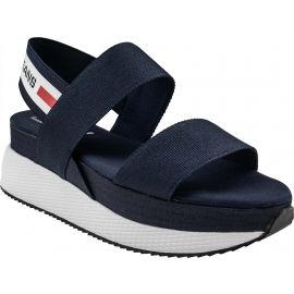 Tommy Hilfiger CHUNKY TAPE SPORTY SANDAL - Dámske sandále